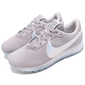 Nike 休閒鞋 Wmns Pre-Love O.X. 灰 白 炫光勾勾 冰底 復古慢跑鞋 女鞋 【PUMP306】 AO3166-001