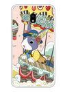 ♥ 俏魔女美人館 ♥ {長耳兔} Samsung Galaxy J4-防摔空壓軟殼 手機殼 手機套 保護殼 保護套