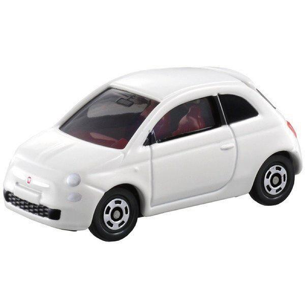 Tomica No.90 Flat 500 White Color Scale 1 : 59