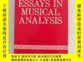 二手書博民逛書店Essays罕見In Musical AnalysisY364153 Sir Donald Francis T