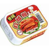 台糖香辣紅燒鰻100g*3入【愛買】