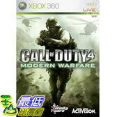 美國代訂  XBOX360 CALL OF DUTY 4 決勝時刻 現代戰爭4 美版