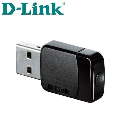 D-LINK 友訊 DWA-171 AC600 MU-MIMO 雙頻無線網卡【原價599↘省200】