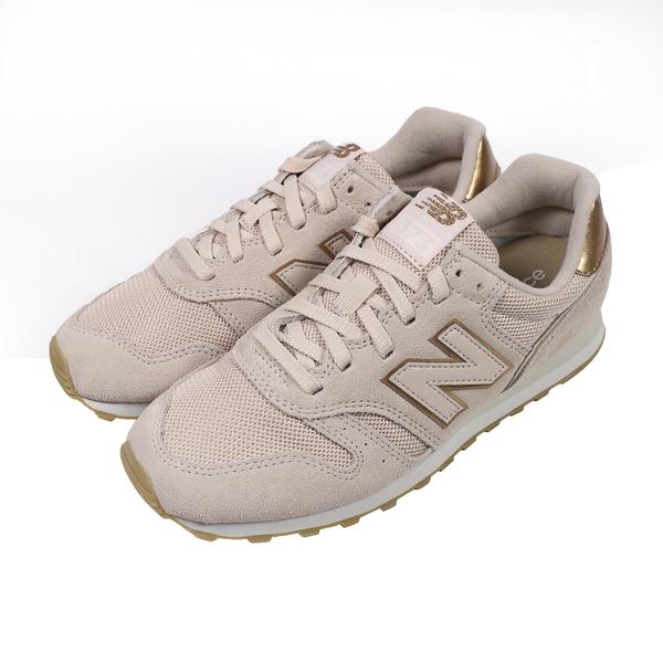 New Balance 女 PINK 經典復古鞋 - WL373CC2