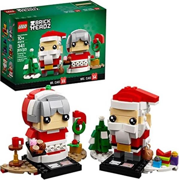 LEGO 樂高 40274 Mr. & Mrs. Claus