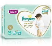 幫寶適 Pampers 一級幫 拉拉褲 L36片x4包/箱【限宅配】
