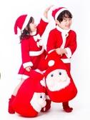 聖誕節服裝 新款圣誕節兒童服裝男童幼兒園寶寶圣誕老人衣服裝扮公主女童套裝【快速出貨】