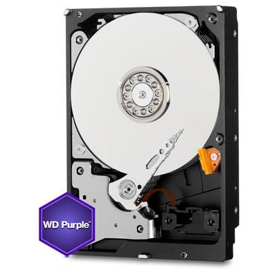 WD 紫標 8TB 3.5吋監控系統硬碟(WD82PURZ)