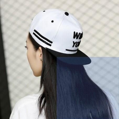 [協貿國際]  女士夏天棒球帽遮陽防曬太陽嘻哈帽 (1入)