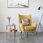 茶几桌茶几桌小圓桌子木質客廳簡約沙發邊桌 帶抽屜茶桌北歐簡易邊几角几wy