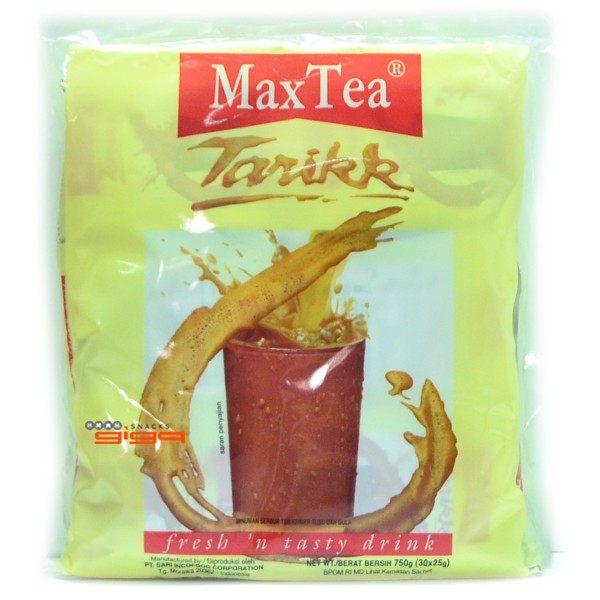 【吉嘉食品】Max Tea奶茶(印尼拉茶) 1包25公克*30入{9311931506204}[#1]