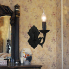 歐式鐵藝壁燈...