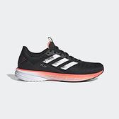 Adidas Sl20 W [EG2045] 女鞋 運動 休閒 慢跑 路跑 透氣 輕量 避震 馬牌 情侶 愛迪達 黑橘