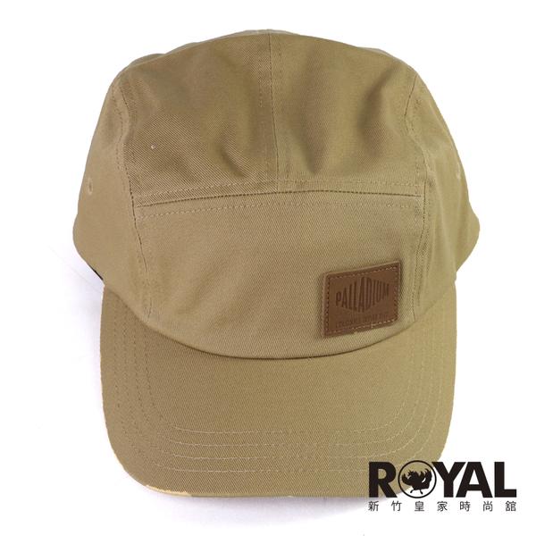 Palladium 卡其色 街舞 帽子 可調整 純棉 男女款 NO.H3588【新竹皇家 C3147-262】