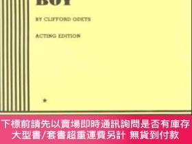 二手書博民逛書店Golden罕見Boy.Y255174 Clifford Odets Dramatists Play Serv