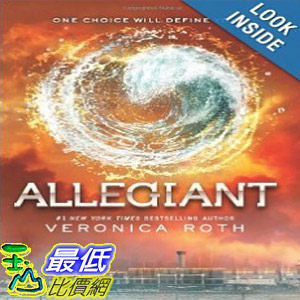 【103玉山網】 2014 美國銷書榜單 Allegiant (Divergent Series)  $708