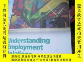 二手書博民逛書店Understanding罕見Employment Relati