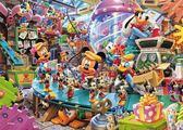 【拼圖總動員 PUZZLE STORY】米奇的玩具夢工廠 日系/Tenyo/迪士尼/108P