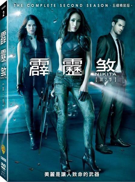 霹靂煞 第2季 DVD 歐美影集  (音樂影片購)