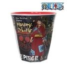 【SAS】日本限定 ONE PIECE 航海王 海賊王 和之國 魯夫 索隆 羅 兒童水杯 / 杯子 250ml