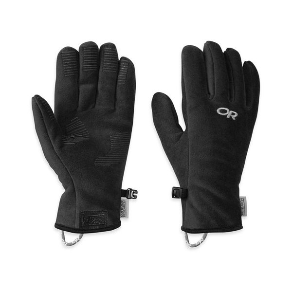 [OUTDOOR RESEARCH] (童) Fuzzy Gloves 保暖手套 黑 (OR70085-001)