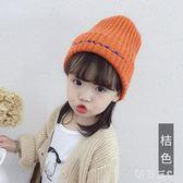 嬰兒帽子秋冬男女童0-12個月歲新款潮字毛線春秋親子 zm9645【每日三C】