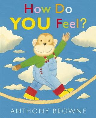 【幼兒情緒認知】 HOW DO YOU FEEL !/ 硬頁書《中譯:你今天心情好嗎?》