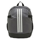 Adidas Power BP Fabric 男 女 愛迪達 霧灰 黑 後背包 筆電包 大學包 旅行包 CF3404