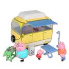 Peppa Pig 粉紅豬小妹 超大露營車 TOYeGO 玩具e哥