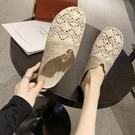 包頭拖鞋包頭半拖鞋女2020夏季新款懶人網紅時尚涼拖百搭漁夫孕婦外穿拖鞋 貝芙莉