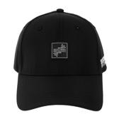 Skechers Hat [P121U004-002K] 男女 棒球帽 戶外 運動 休閒 遮陽 可調式 扣環 深黑