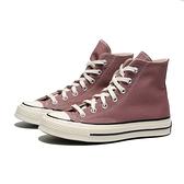 CONVERSE 帆布鞋 CHUCK TAYLOR 1970 70S 豆沙色 高筒 女(布魯克林) 168510C