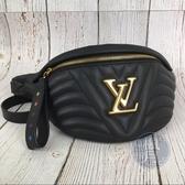 BRAND楓月 LOUIS VUITTON LV M53750 NEW WAVE 腰包 胸掛包