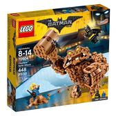 樂高積木LEGO《 LT70904 》Batman Movie 蝙蝠俠電影 : Clayface™ Splat Attack╭★ JOYBUS玩具百貨