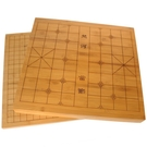 竹製凹刻竹編棋盤 厚度5cm 象棋盤 圍...