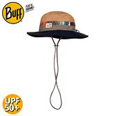 【BUFF 西班牙 可收納圓盤帽《山峰學院》】119528/遮陽帽/防曬帽/休閒帽