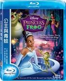 【停看聽音響唱片】【BD】公主與青蛙