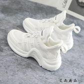 春季運動鞋韓版原宿百搭