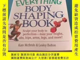 二手書博民逛書店THE罕見EVERYTHING BODY SHAPING BOO