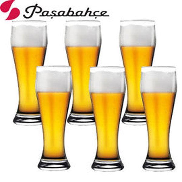 土耳其Pasabahce曲線酒杯665cc-六入組