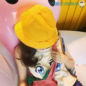 尾牙年貨節軟妹漁夫帽遮陽蝴蝶結帽子小黃盆帽洛麗的雜貨鋪