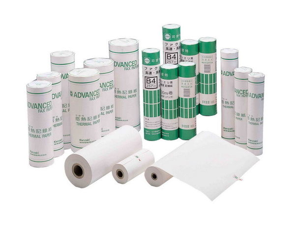 司密特傳真紙 A4 210mm X 30M 保證足米一箱(12捲)唯一不含雙酚A 最安全
