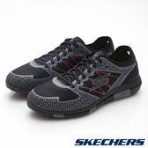 SKECHERS (男) 健走系列 GO Flex - 54011BKRD