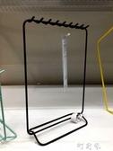 新品用來掛毛筆的架子收納展示毛筆架顏值不傷毛筆水彩筆架 町目家