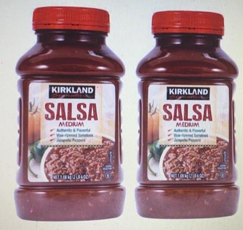 [COSCO代購] W1246563 Kirkland Signature 科克蘭 莎莎醬 1.08公斤 X 2入