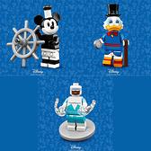 樂高LEGO Minifigures 迪士尼人偶包2 71024 全新拆袋檢查封回3隻人偶(F) TOYeGO 玩具e哥