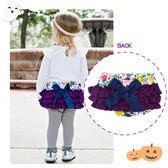 嬰幼兒蓬蓬裙 / 紫色花園蛋糕褲裙- 美國RuffleButts