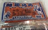sns 古早味 懷舊零食 魚片 鐵板燒 韓國烤肉片 韓國烤肉(風味)香魚片 四角魚片(5片)