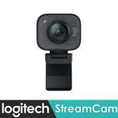 【南紡購物中心】【組合包】羅技 StreamCam 直播攝影機 (黑) + Edifier C2XD 全木質音箱