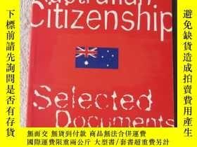 二手書博民逛書店Defining罕見Australian Citizenship